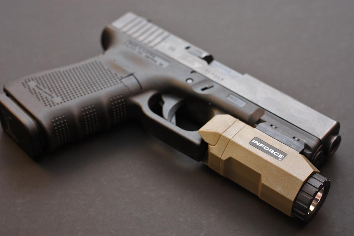 inforce jerking the trigger