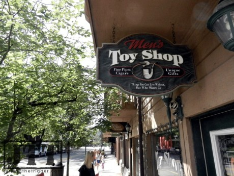 Mens Toy Shop
