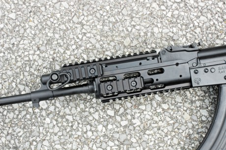 Damage Industries AK-47 Modular Forearm Assembly MkIII