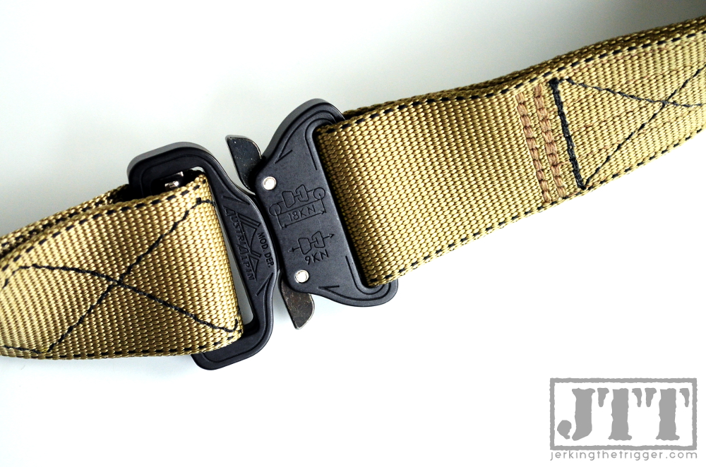 how to wear 5.11 tactical belt