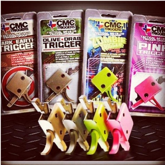 CMC Trigger Colors