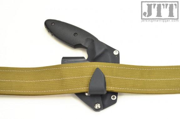 FIN Designs TDI Sheath with Belt
