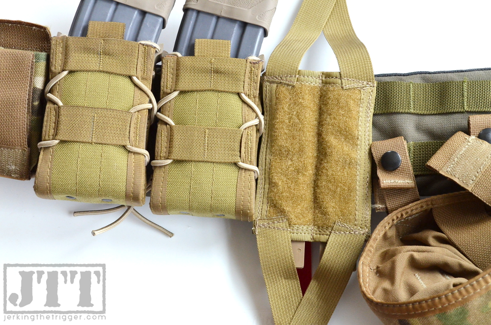 ... OSOE Compact Tear Off Med Pouch Vert Removed