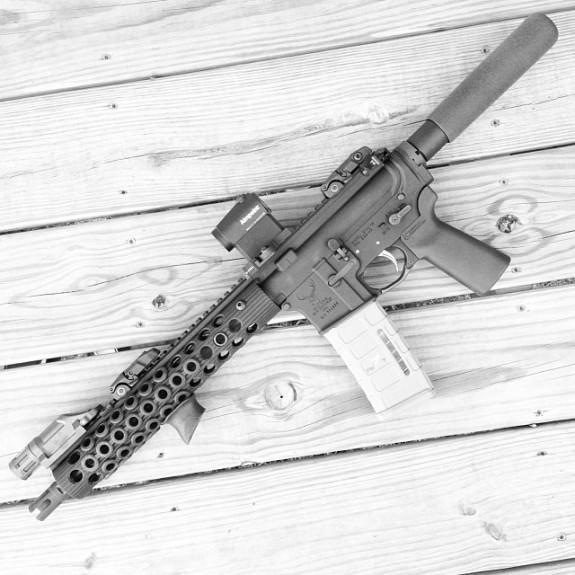 JTT AR Pistol
