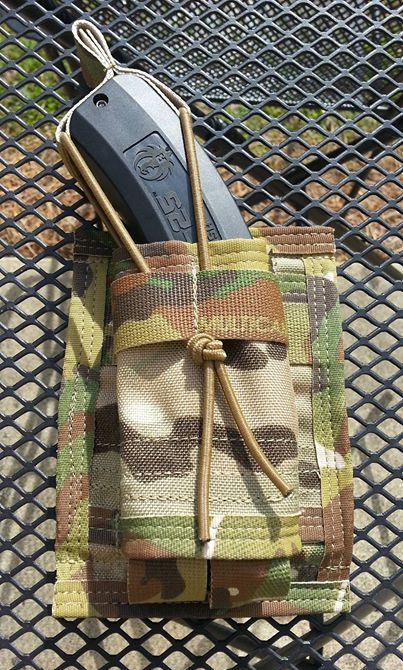 triple stitch tactical 10-22 pouch single