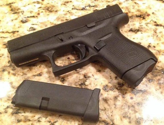 Vickers Tactical Glock 42 Basepads 1