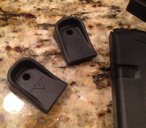 Vickers Tactical Glock 42 Basepads 2