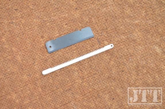 Vigilant Gear Micro SERE Kit Cutting Implements