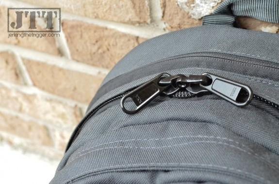SERT Penumbra Lockable Zipper