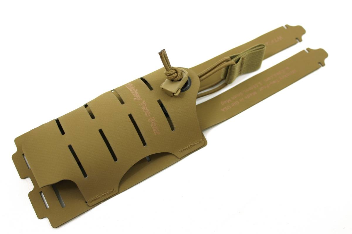 Ultralight Laser Cut Hypalon M4 Mag from Whiskey Two-Four