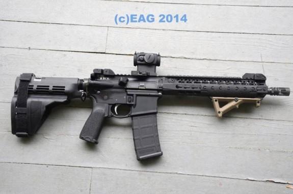 EAG BCM AR Pistol