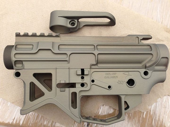 Latest on the BAD/Brentwood Gunsmithing OIP Carbine – a Sub 4 Pound