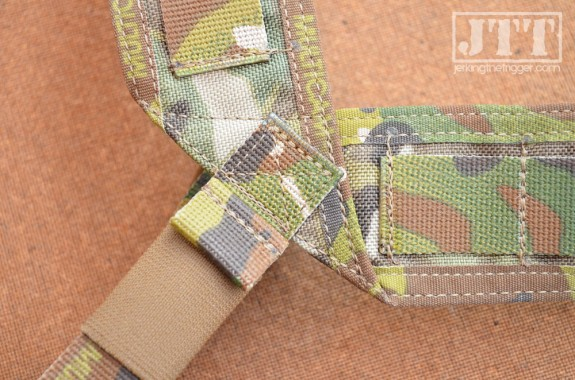 H-harness detail