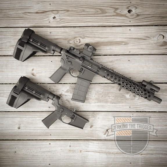 AR Pistol JTT IG 1