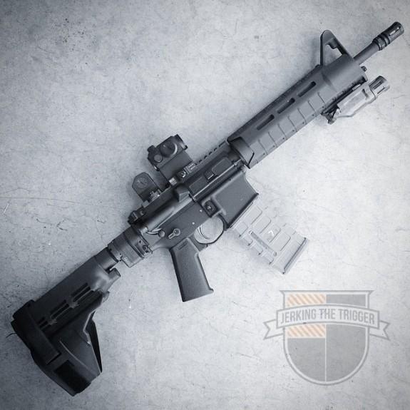 AR Pistol JTT IG 2