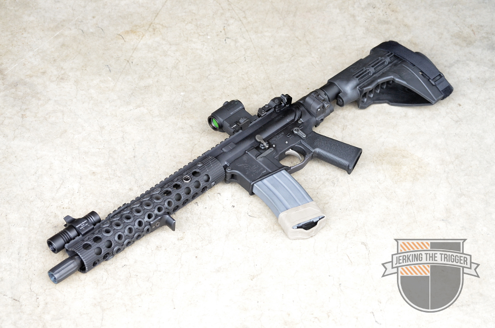 AR Pistols and the Law Tactical Folding Stock Adapter Gen  3
