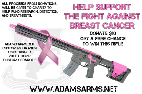adams arms cancer