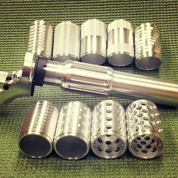 kineti-tech sb15 buffer tube