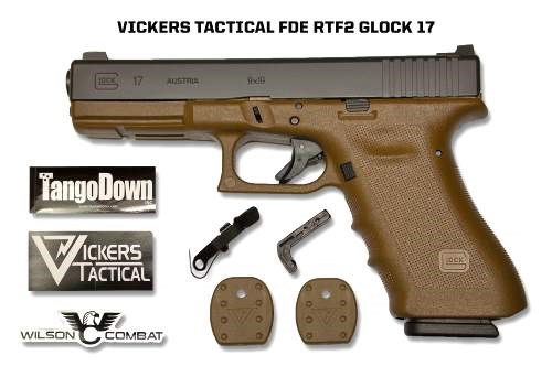 Lipsey's Vickers Tactical GLOCK Exclusives | Jerking the Trigger