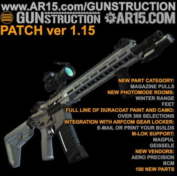 gunstruction 115