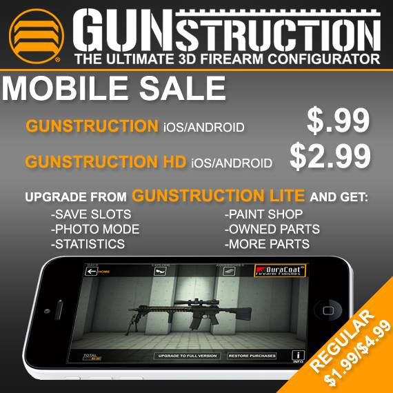 gunstruction black friday