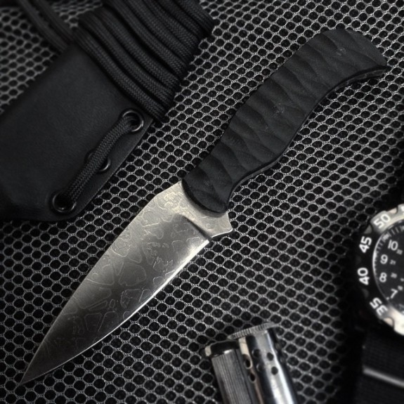 joe watson knives at edge equipped