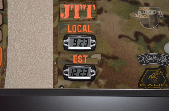 tactical freakin timezone clock