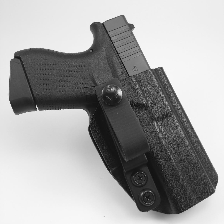Henry Holsters Glock 43 AIWB Holster   Jerking the Trigger