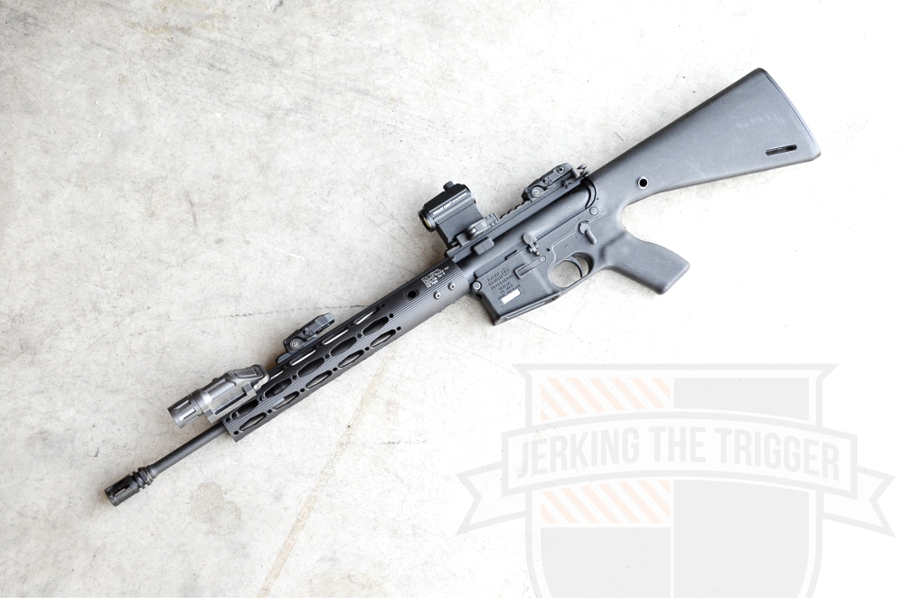 GWACS Armory | Jerking the Trigger