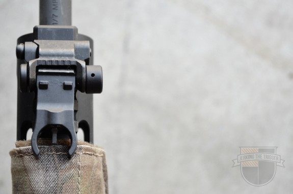 LMT Defense Flip Up Sight Front Top
