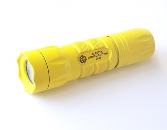 Electric Yellow, Logo Side