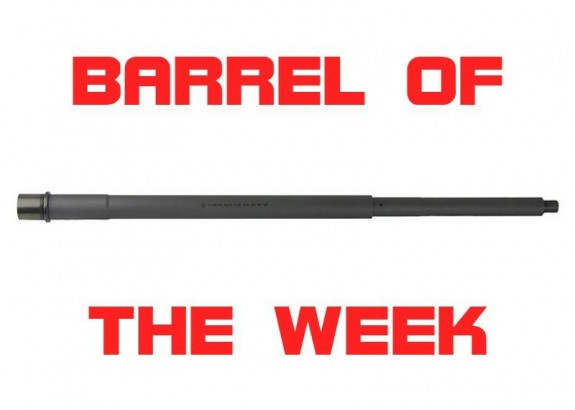 ba barrel of week 10 dmr