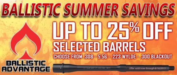 ballistic advantage summer sale