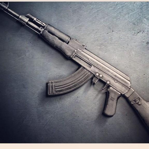 CMC AK Trigger