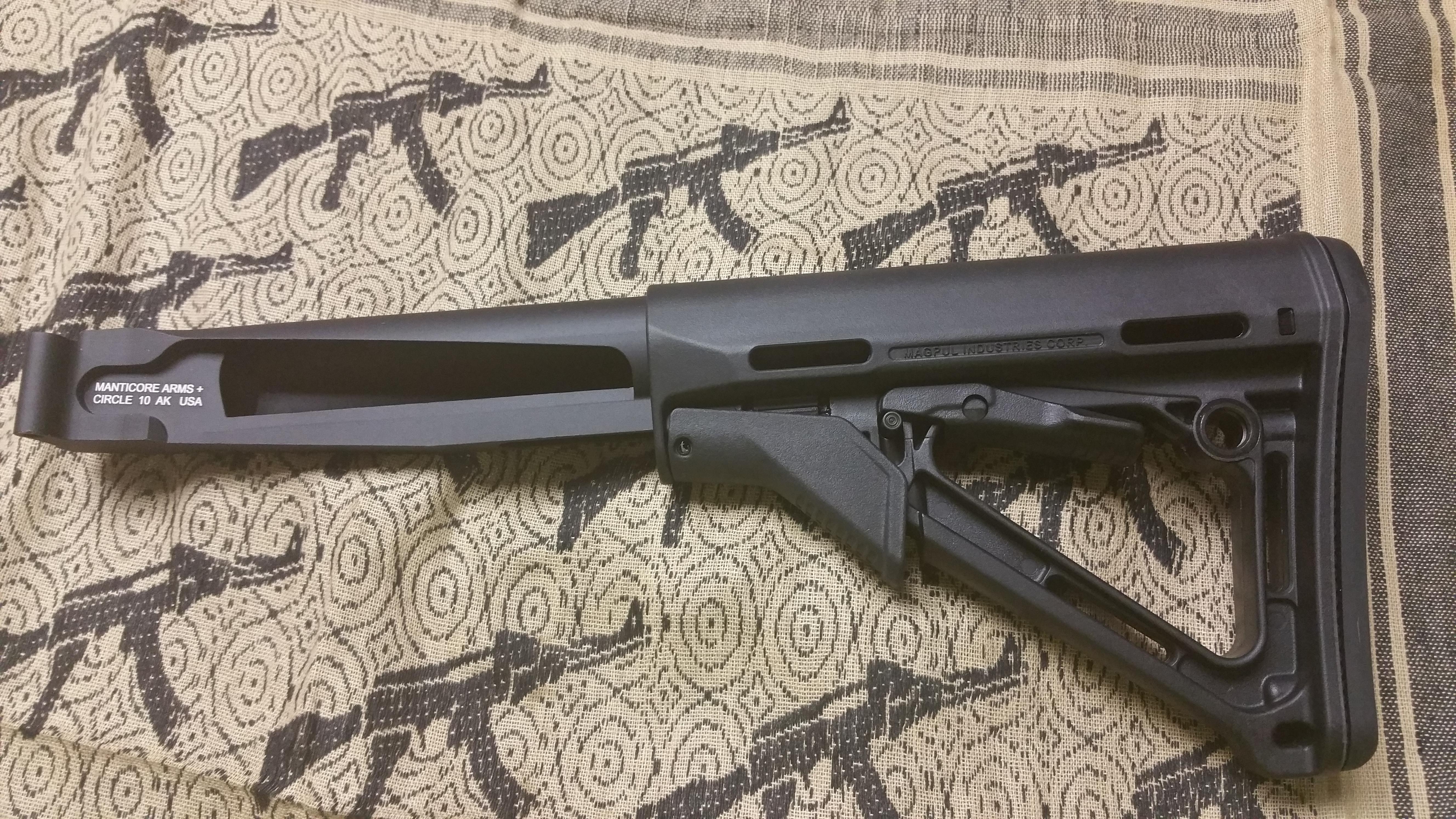 Circle 10 AK | Jerking the Trigger