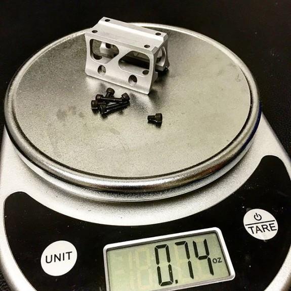 BAD MRO Mount Weight