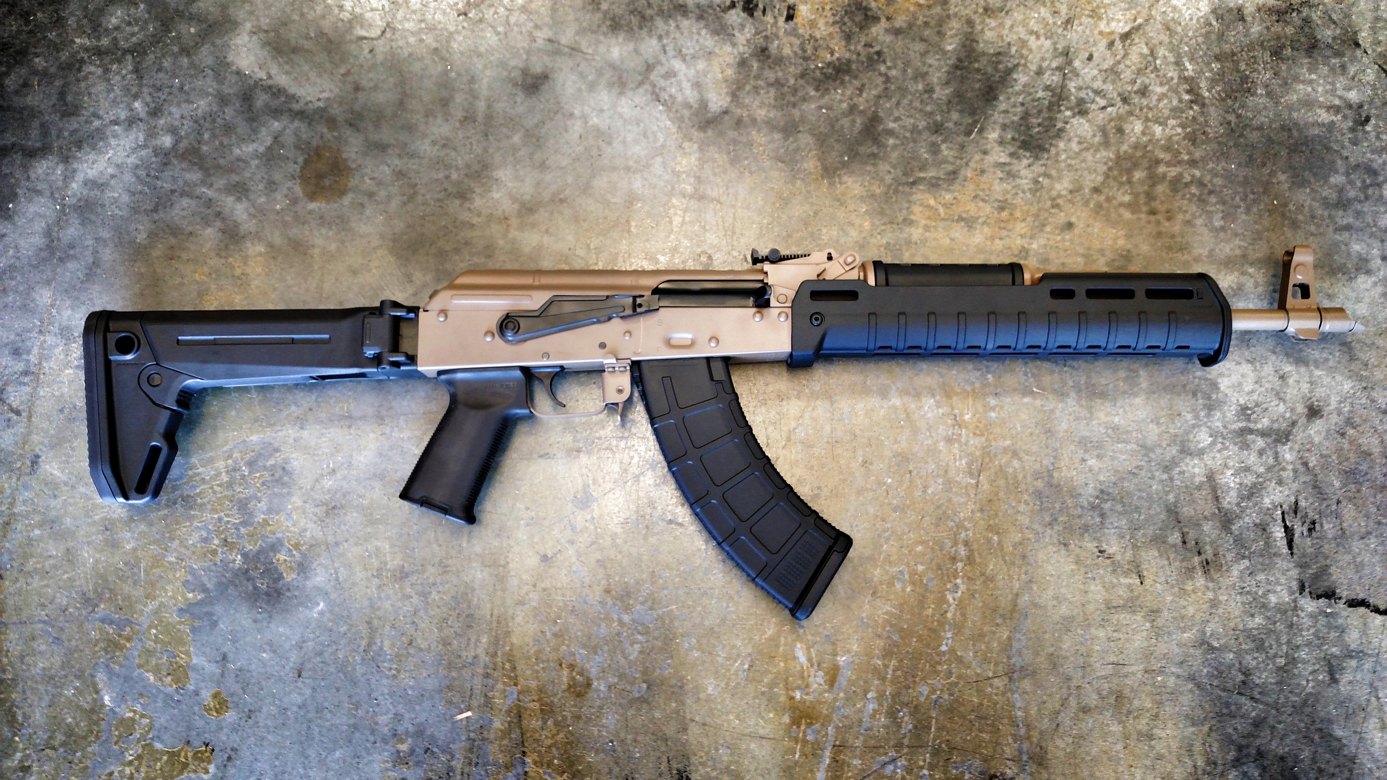 DDI Stamped AK-47 Zhukov/Zhukov FDE