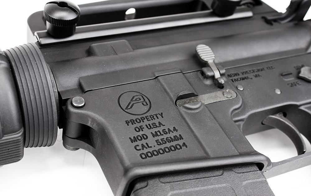 Aero Precision M16A4 | Jerking the Trigger