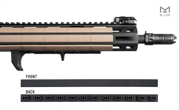 magpul mlok type 1 cover