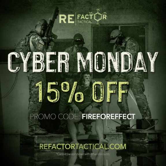 cyber monday refactor tactical