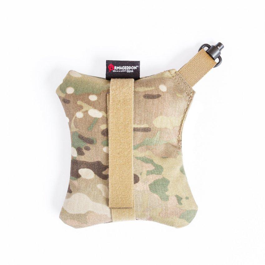 Armageddon Gear Rear Bags Jerking The Trigger