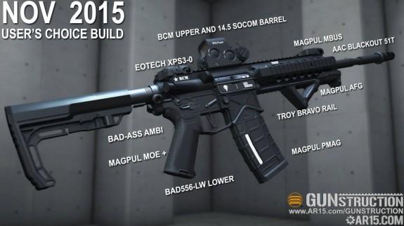 gunstruction users choice november 2015