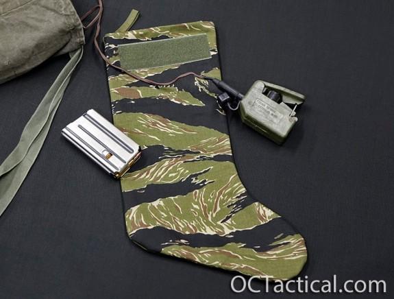oc tactical tiger stripe stocking