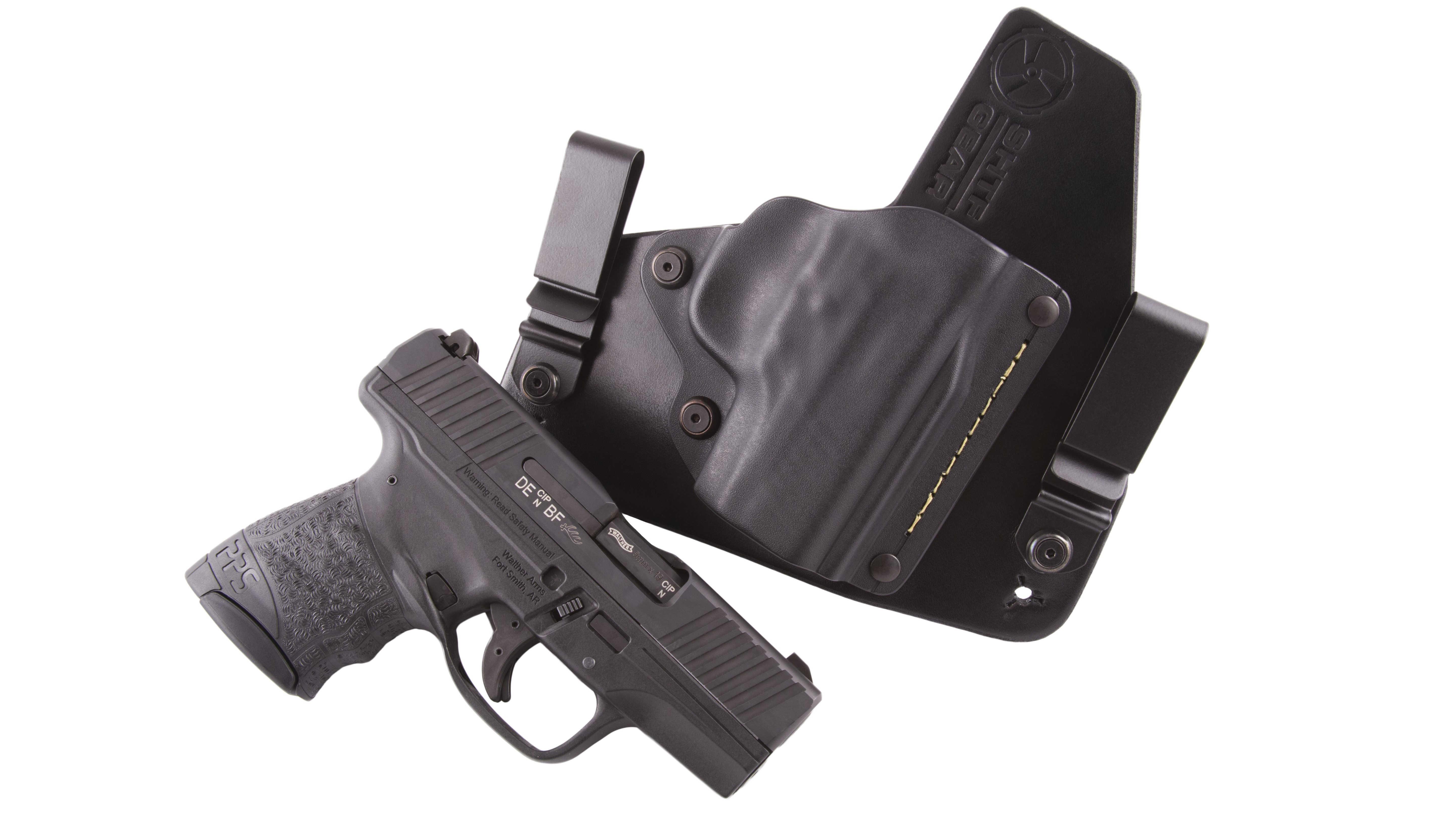SHTF Gear ACE-1 Gen 2 Holster for Walther PPS-M2 | Jerking