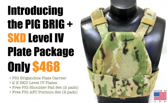 PIG BRIG Package