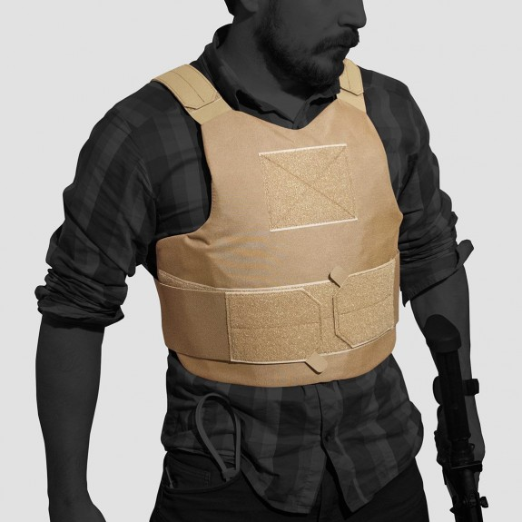 perroz soft armor carrier