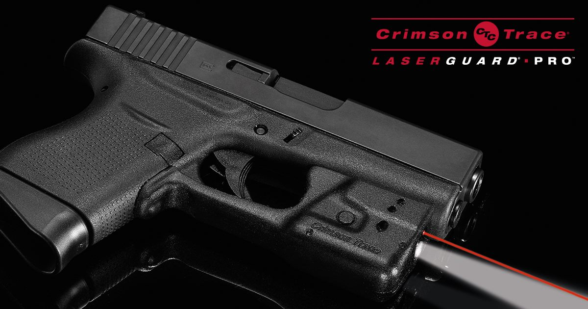 Crimson Trace Laserguard Pro – Coming Soon | Jerking the Trigger