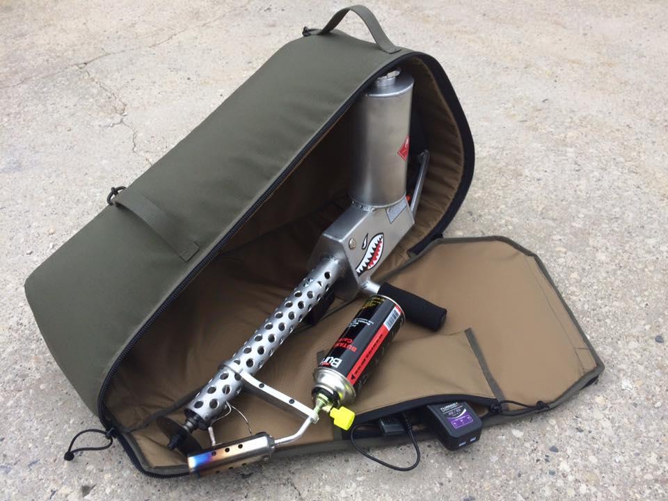 XM42 Flamethrower Padded Carry Bag from Zulu Nylon Gear
