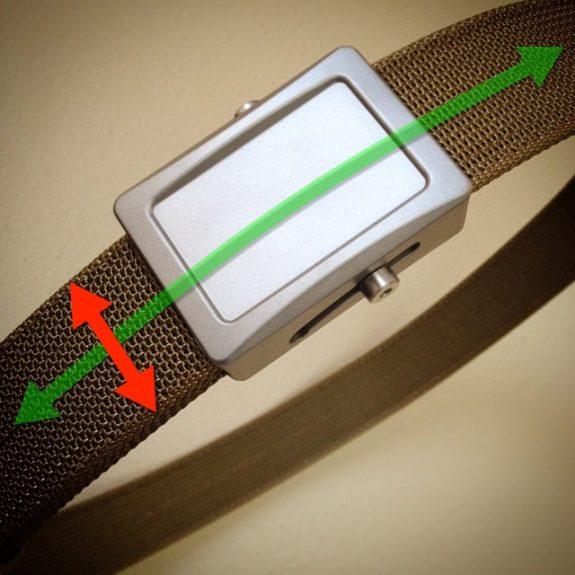ares belt stiffness