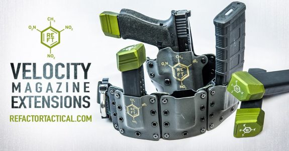 REFT Velocity Mag Extensions
